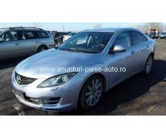 Dezmembrez Mazda 6  , an 2008, motorizare 2.0 MZR-CD