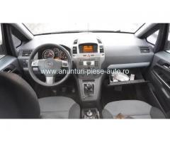 Dezmembrez Opel Zafira B Van, an 2005, motorizare 1.8