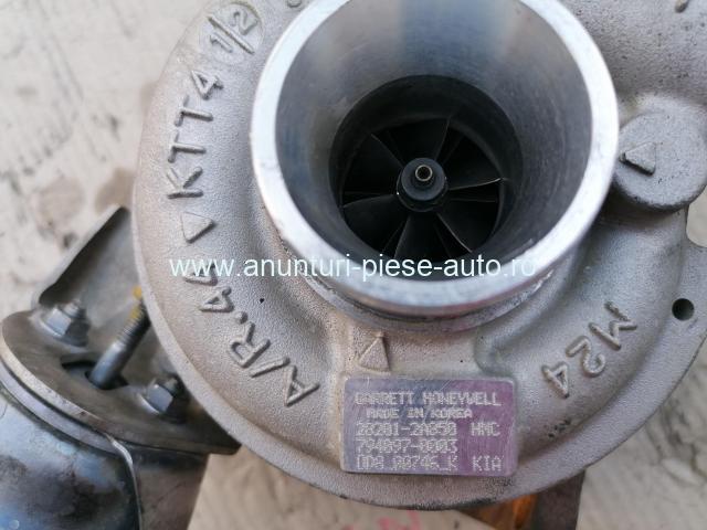 28201-2A850 794097-5003S 794097-0003 Turbosuflanta Hyundai i40 i30 / Kia Sportage 1.7 CRDi