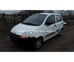 Dezmembrez Chevrolet Spark, an 2007, motorizare 0.8, Benzina, kw 37,