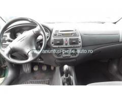 Dezmembrez Fiat Brava, an 2000, motorizare 1.9 JTD
