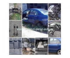 Set boxe + subwoofer originale Mercedes C Class C180 W203 0734430560