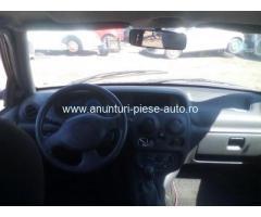 Dezmembrez Dacia Solenza, an 2002, motorizare 1.4,  Benzina, kw 55